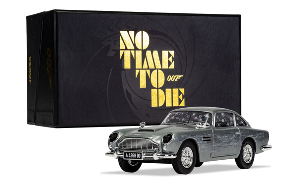 James Bond Aston Martin DB5 'No Time To Die' - Chester Model Centre