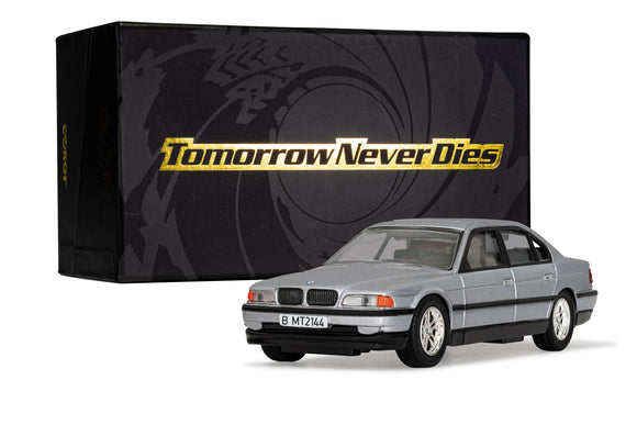 James Bond BMW 750iL 'Tomorrow Never Dies' - Chester Model Centre
