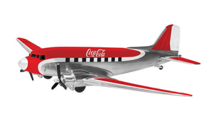 Coca Cola DC-3 - Chester Model Centre