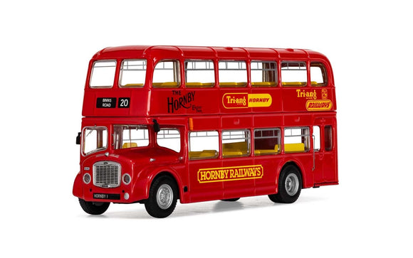 Hornby Centenary Bristol Lodekka Bus - Hornby 100 Binns Road No. 20 - Limited Edition - Chester Model Centre