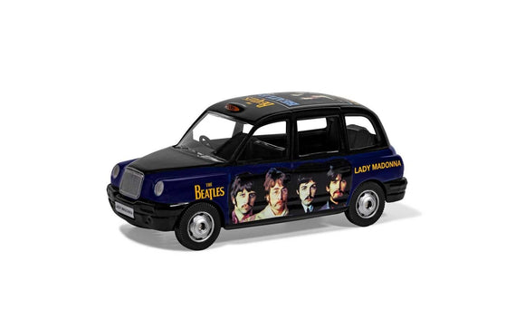 The Beatles - London Taxi - 'Lady Madonna' - Chester Model Centre