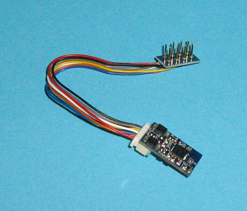 Compact 4 Function 8 Pin Decoder - Chester Model Centre