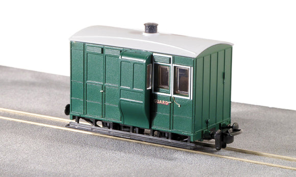 OO-9 Freelance Brake Coach with Buffers - ChesterModelCentre