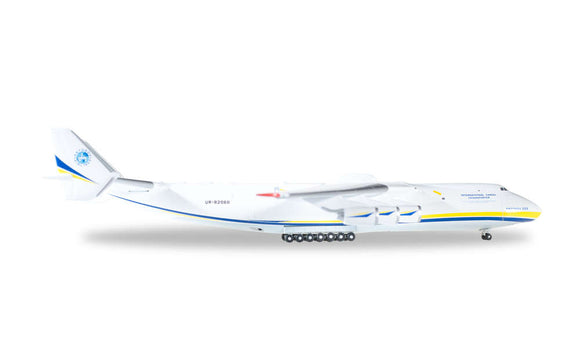 Herpa Antonov Airlines AN-225 1/500 515726 - Chester Model Centre
