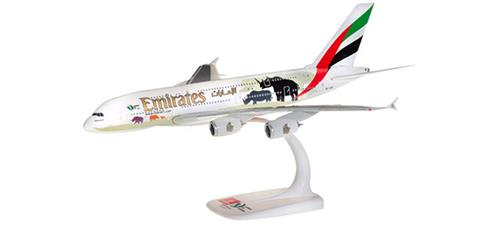 "Emirates Airbus A380 ""United For Wildlife"" - Chester Model Centre"