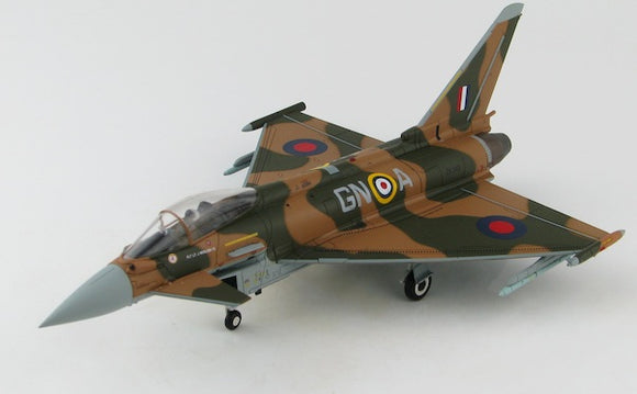 "HA6606 Hobbymaster 1/72 Eurofighter ""Battle of Britain 75th Anniversary"" ZK349, RAF, 2015 - Chester Model Centre"