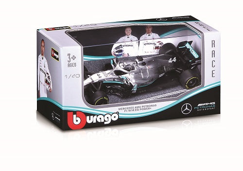 Mercedes AMG Petronas F1 W10 EQ Power+