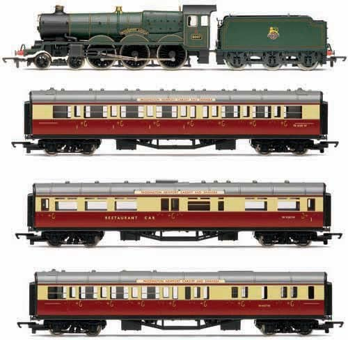 Hornby 'The Red Dragon' R2795M - No 1219