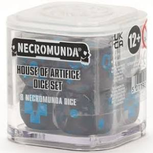 House of Artifice Dice Set - Chester Model Centre