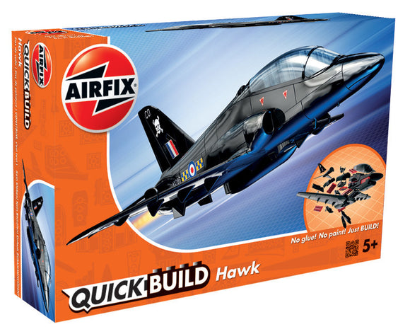 Quickbuild - BAE Hawk (Black) - Chester Model Centre