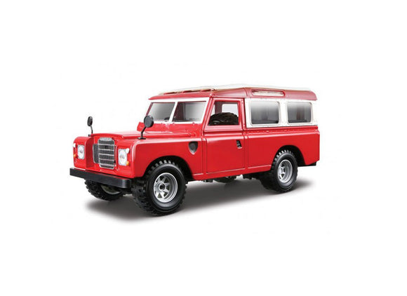 Land Rover Series II - Chester Model Centre