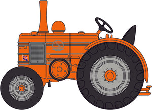Field Marshall Tractor Orange - Chester Model Centre