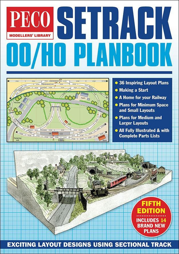 Setrack OO/HO Planbook - Chester Model Centre