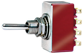 4 Pole Double Throw Toggle Switch - Chester Model Centre