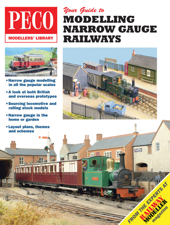 Your Guide To Narrow Gauge Railways - Chester Model Centre