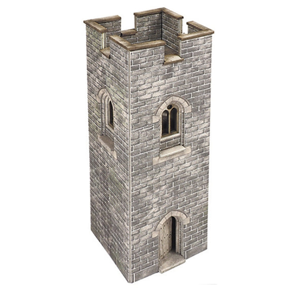 PO292 00/H0 WATCH TOWER - ChesterModelCentre