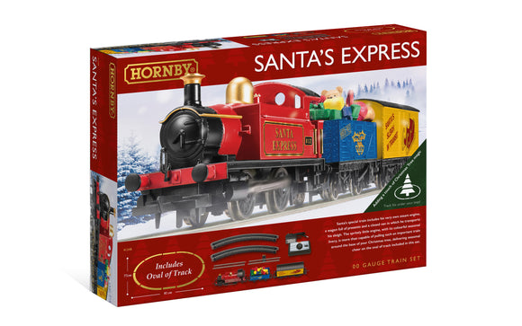 Hornby R1248 OO Gauge Santa's Express - Chester Model Centre