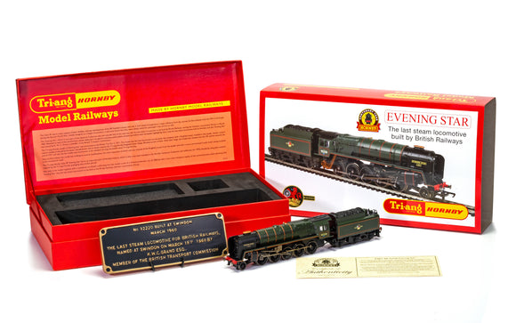 Hornby R3821 BR 92220 'Evening Star', Centenary Year Limited Edition - 1971
