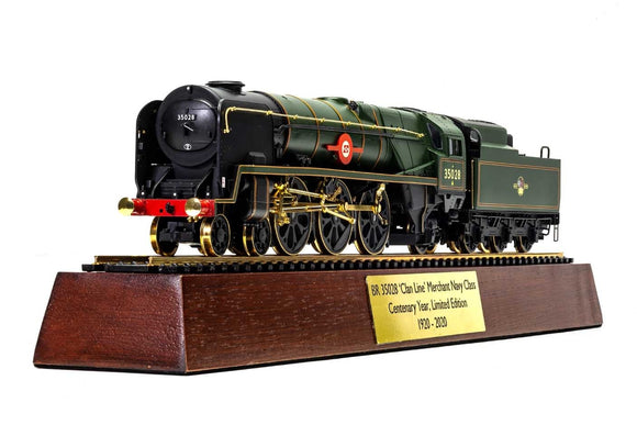 BR 35028 'Clan Line', Centenary Year Limited Edition - 2000 - Chester Model Centre
