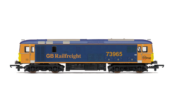 Hornby R3911 GBRf, Class 73, Bo-Bo, 73965 - Era 11 - Chester Model Centre