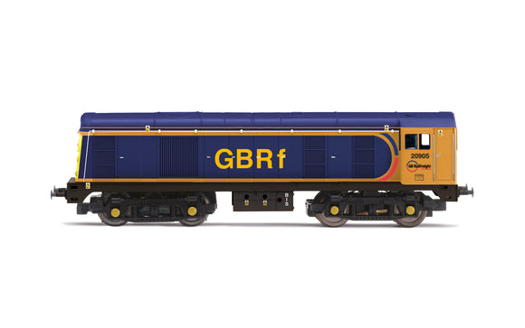 GBRf, Class 20/9, Bo-Bo, 20905 - Era 10 - Chester Model Centre