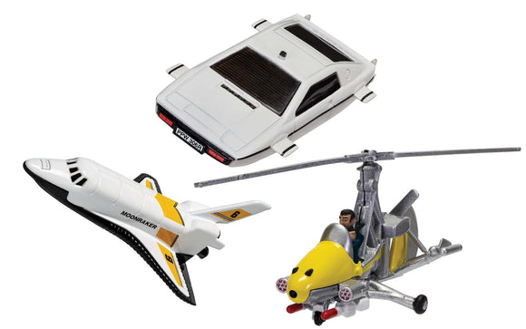 James Bond - Air, Sea and Space Collection - Chester Model Centre