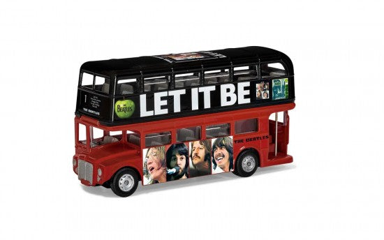 "The Beatles London Bus ""Let It Be"" - Chester Model Centre"