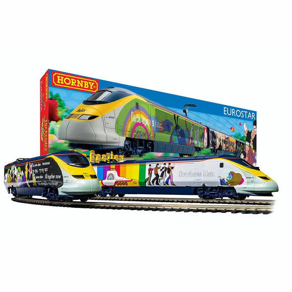 R1253M Eurostar Yellow Submarine Train Set - Chester Model Centre