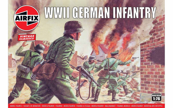 WWII German Infantry - ChesterModelCentre