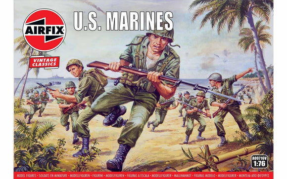 U.S. Marines - Chester Model Centre