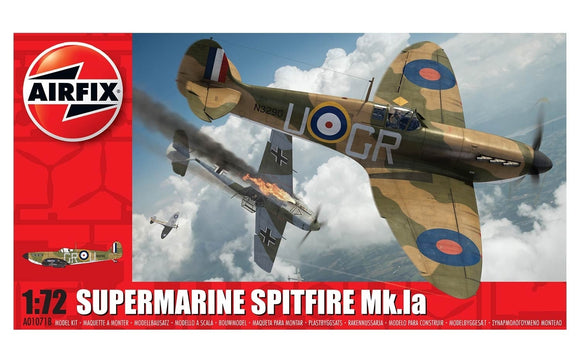 Supermarine Spitfire Mk.IA - Chester Model Centre