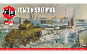 LCM3 & Sherman - Chester Model Centre
