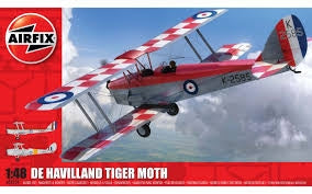 De Havilland Tiger Moth - Chester Model Centre