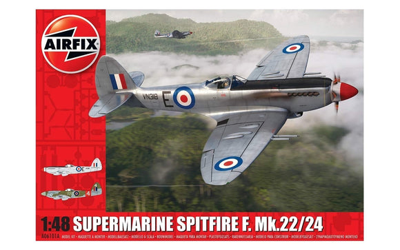 Supermarine Spitfire F.MK.22/24 - Chester Model Centre
