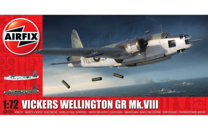 Vickers Wellington GR Mk VIII (1:72 Scale) - ChesterModelCentre