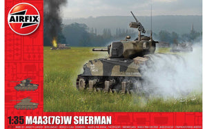 M4A3(76)W Sherman - chestermodelcentre