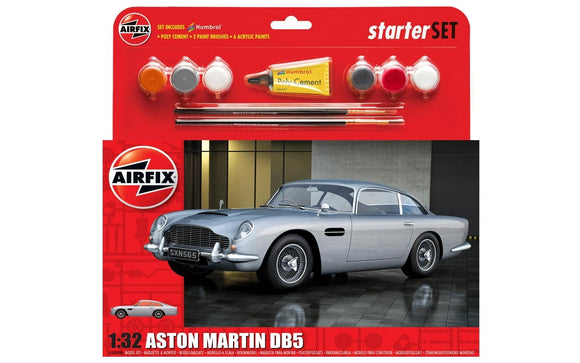 Medium Starter Set - Aston Martin DB5 1:32 - ChesterModelCentre