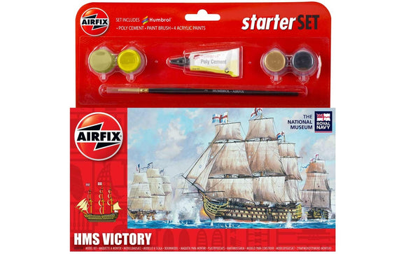 Small Starter Set - HMS Victory Starter Set - Chester Model Centre