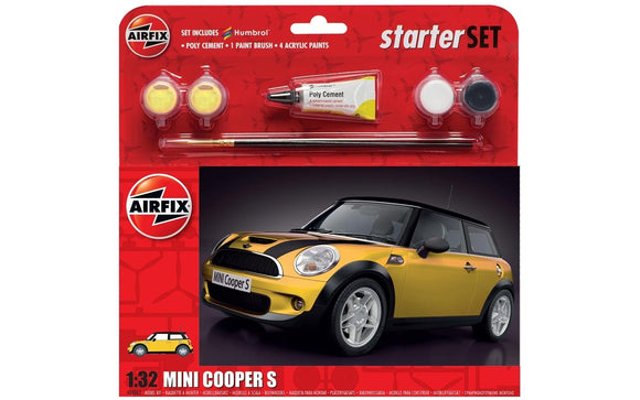 Mini Cooper S Starter Set - Chester Model Centre