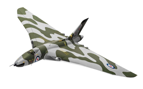 Avro Vulcan B.2 XM575, RAF No.101 Squadron, Waddington Wing, 1975 - Chester Model Centre