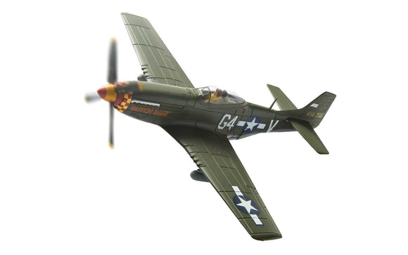 P-51D Mustang™, Lt. Julian H Bertram, 362nd Fighter Squadron, 44-14798 G4-V 'Butch Baby' - Chester Model Centre