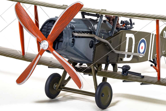 Bristol F2B Fighter D-8063, RAF No.139 Squadron, Villaverla, Italy, Sept 1918 - Chester Model Centre