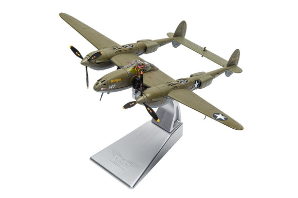 Lockheed P-38G Lightning 43-2264 'Miss Virginia', 339th FS, 347th FG, 'Operation Vengeance', 1943 - Chester Model Centre