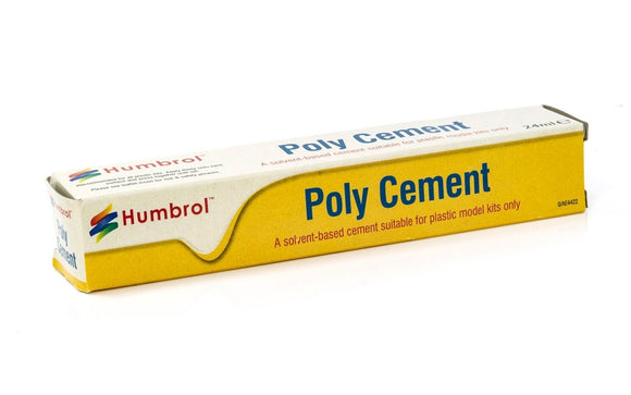 Poly Cement Large (Tube) - Chester Model Centre