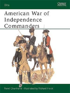 American War of Independence Commanders - ChesterModelCentre