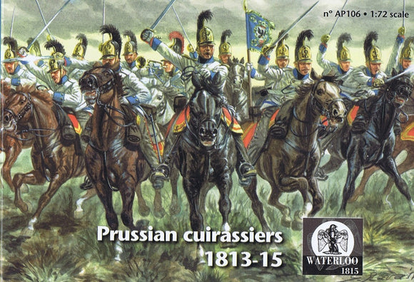 Prussian Cuirassiers 1813-15 - Chester Model Centre