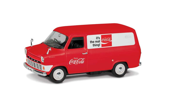 Coca-Cola Ford Transit Mk1 1970s V1 - Chester Model Centre