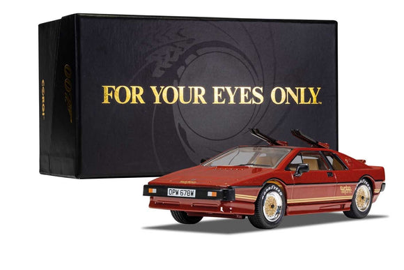 Corgi CC04705 James Bond Lotus Esprit Turbo 'For Your Eyes Only' - Chester Model Centre