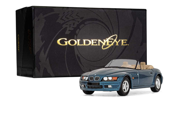 Corgi CC04905 James Bond BMW Z3 'GoldenEye' - Chester Model Centre