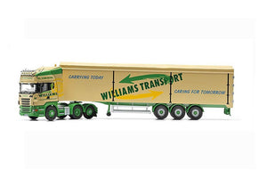 Scania - Williams Transport - ChesterModelCentre